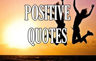 positive quotes of the day